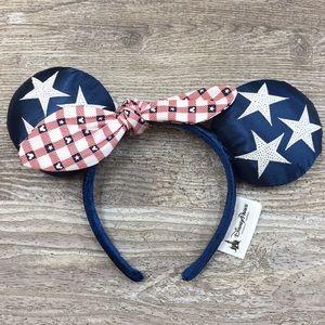 Disney Parks All American Girl Minnie Ears